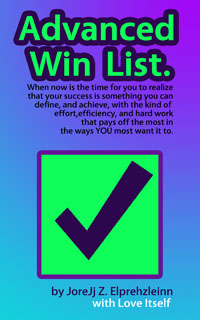 Advanced Win List book cover